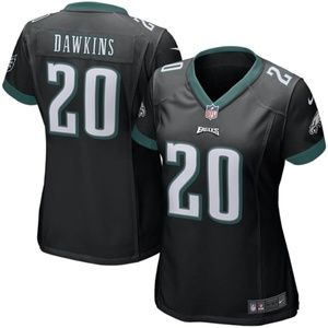 Women's Philadelphia Eagles Brian Dawkins Jersey
